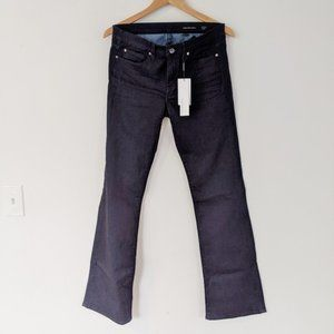 Calvin Klein Modern High Rise Blue Bootcut Jeans